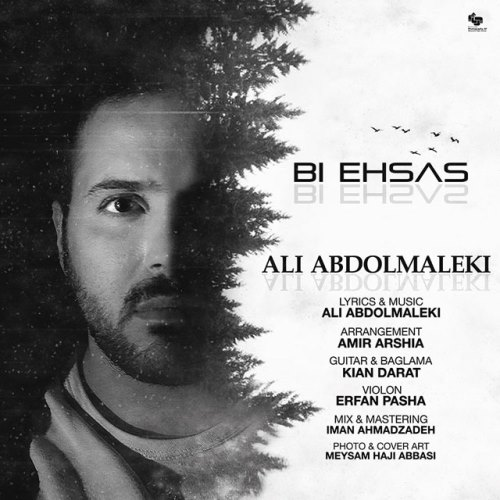 Ali%20Abdolmaleki%20 %20Bi%20Ehsas - دانلود آهنگ جدید علی عبدالمالکی به نام بی احساس