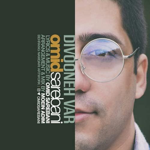 Omid Sarebani Divooneh Var - دانلود آهنگ جدید امید ساربانی دیوونه وار