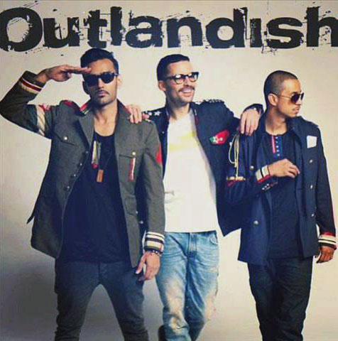 دانلود آهنگ I'm Calling You از Outlandish