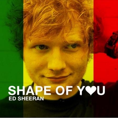 دانلود آهنگ Ed Sheeran به نام Shape Of You