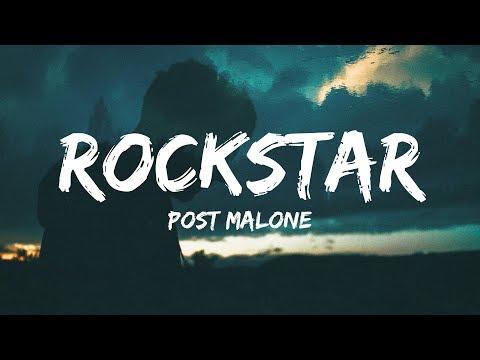 دانلود آهنگ راک استار Rockstar از پست مالون Post Malone