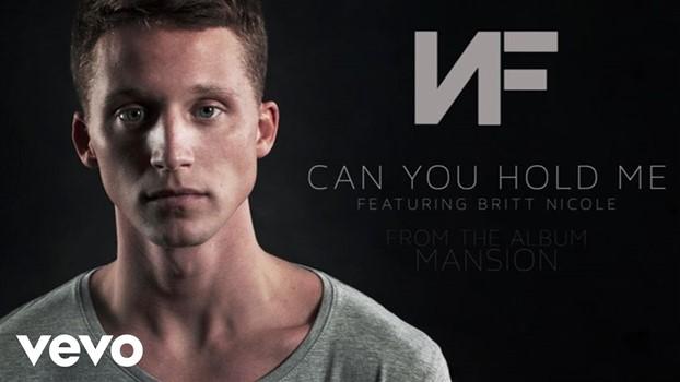 دانلود آهنگ خارجی Can You Hold Me از NF