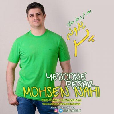 دانلود آهنگ یه دونه پسر دارم من قند عسل دارم من از محسن ناحی