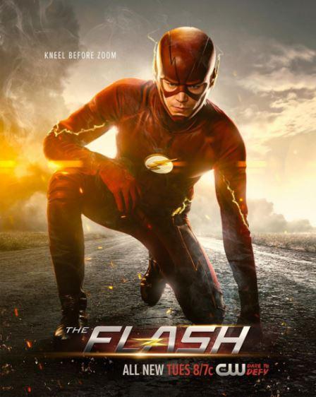 دانلود سریال The Flash.